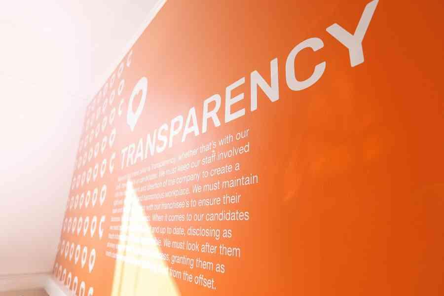 Tezlom Transparency